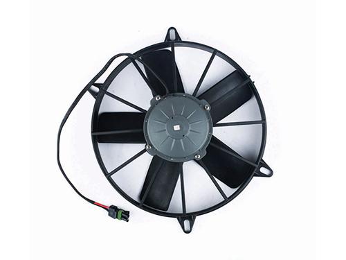 巴士空調用有刷直流電機風扇